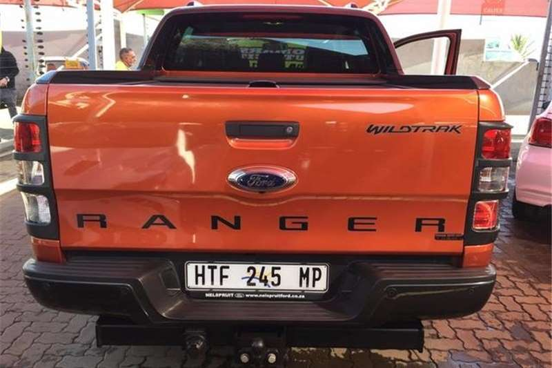 Ford Ranger 3.2 Hi Rider Wildtrak Auto 2014