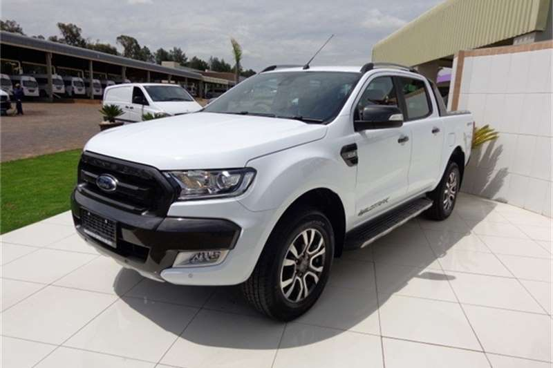 2017 ford ranger 3 2 tdci wildtrak double cars for sale in gauteng r 629 950 on auto mart. Black Bedroom Furniture Sets. Home Design Ideas