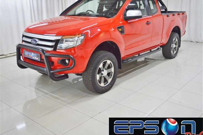 Ford Ranger 3.2 TDCI XLS 4X4 AUTOMATIC 2012