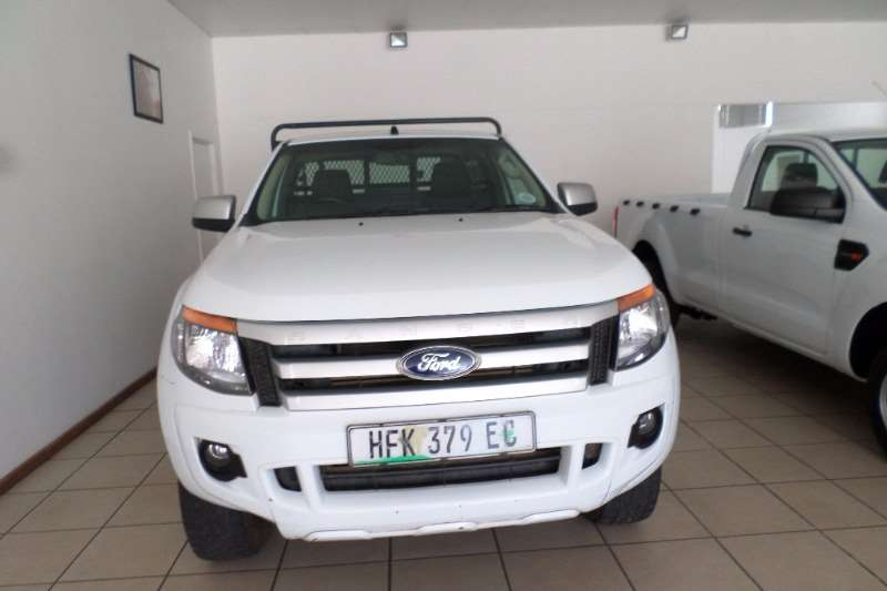 Ford Ranger 3.2 XLS SINGLE CAB 4X4 2014
