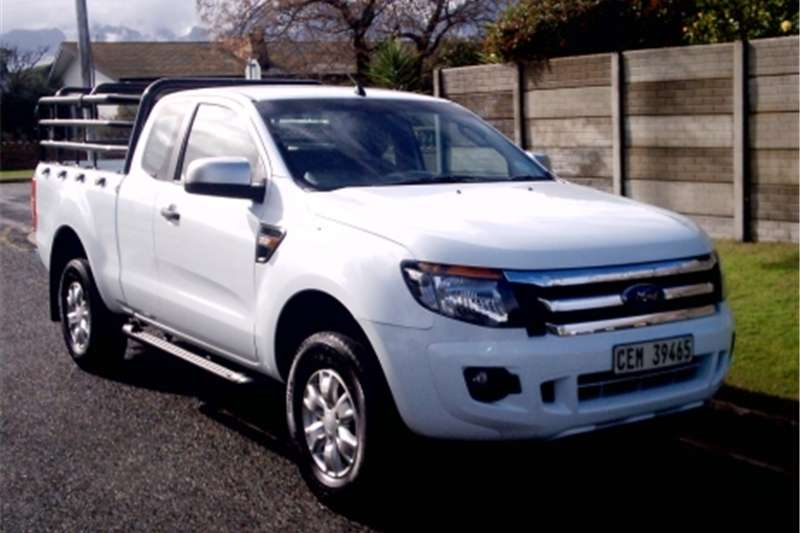 2012 ford ranger t6 supercab xls 3 2 tdci 4x2 manual cars for sale in western cape r 219 995. Black Bedroom Furniture Sets. Home Design Ideas