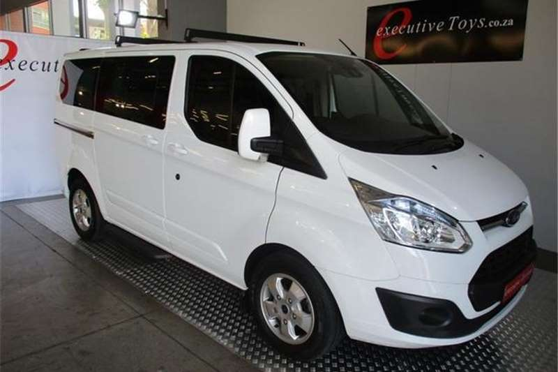 Ford Tourneo Custom 2.2TDCi SWB Limited 2016
