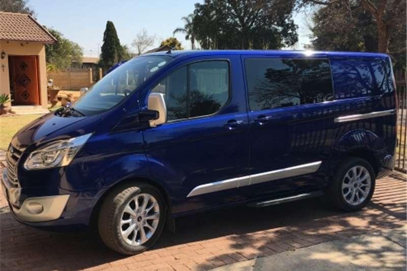 Ford Transit Custom Kombi 2.2Tdci 0