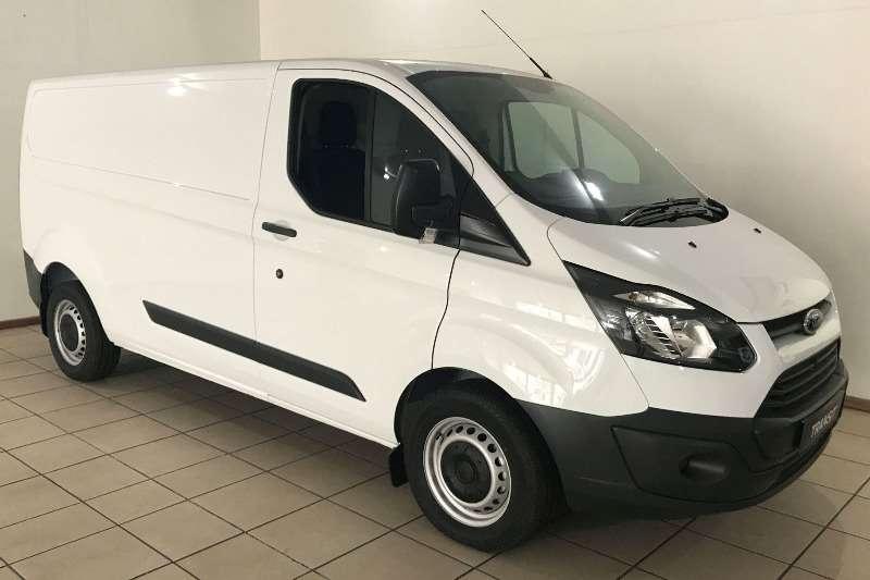 Ford Transit Custom Kombi Van 2.2TDCi LWB Ambiente 2018