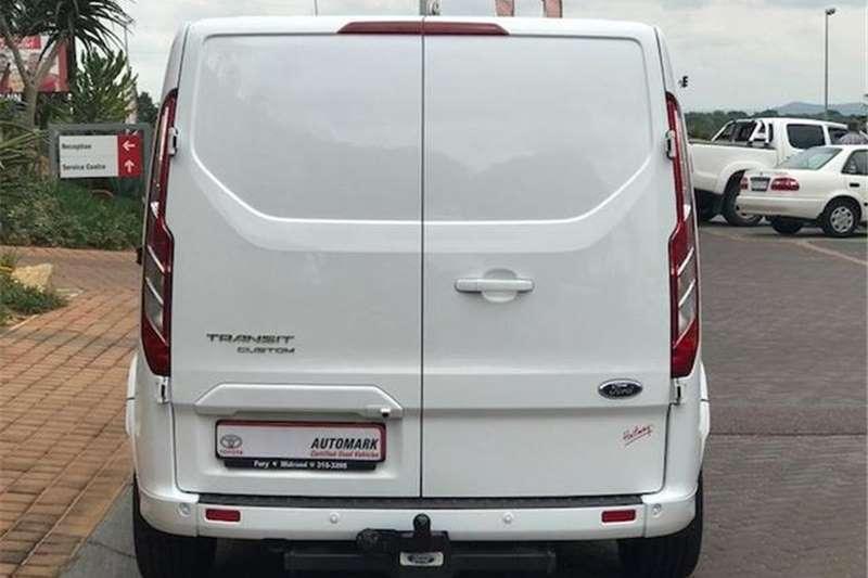 Ford Transit CUSTOM Panel Van 2.2TDCi 114kW SWB Sport 2017