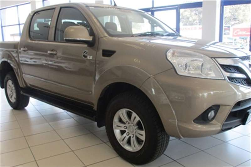 Foton Tunland 2.8 double cab off-road Comfort 2017