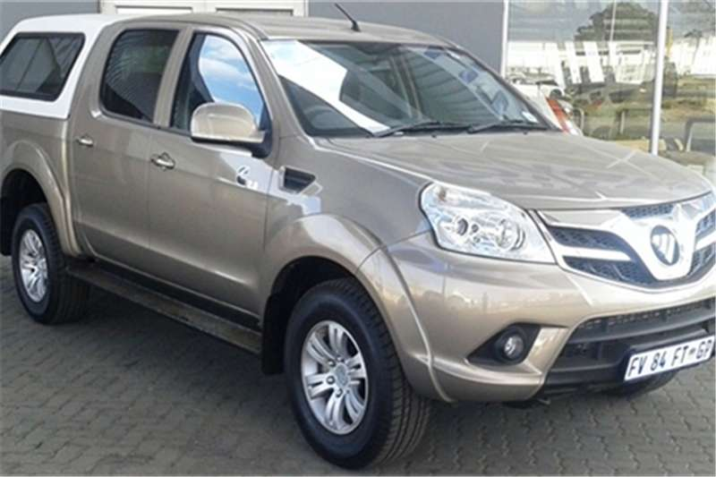 Foton Tunland 2.8 double cab off road Comfort 2017