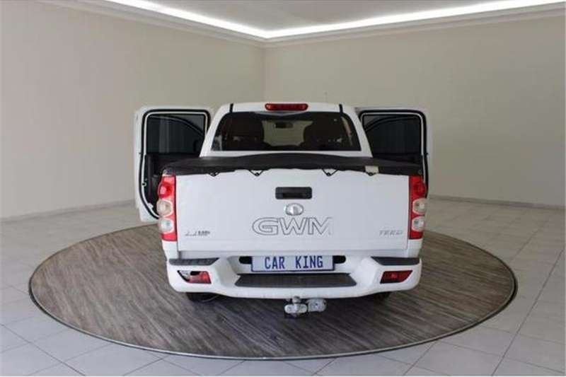 GWM Steed 2.2MPi double cab Lux 2011
