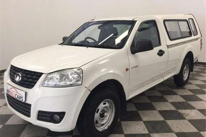 GWM Steed 2.2MPi Workhorse 2012