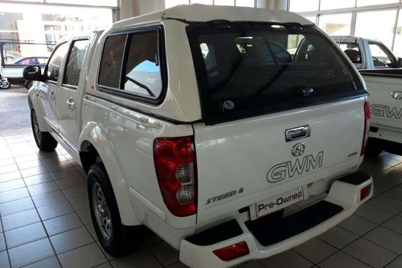 GWM Steed 5 2.0VGT double cab SX 2013