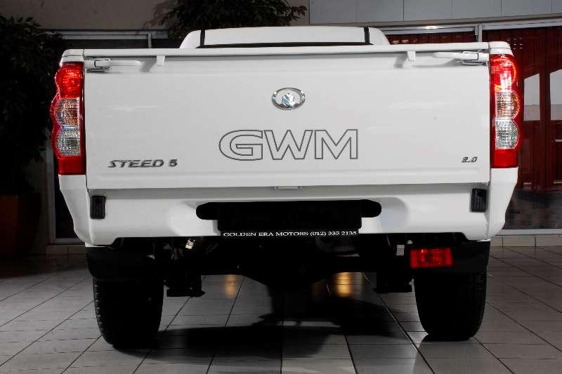 GWM Steed 5 2.0WGT Workhorse 2018