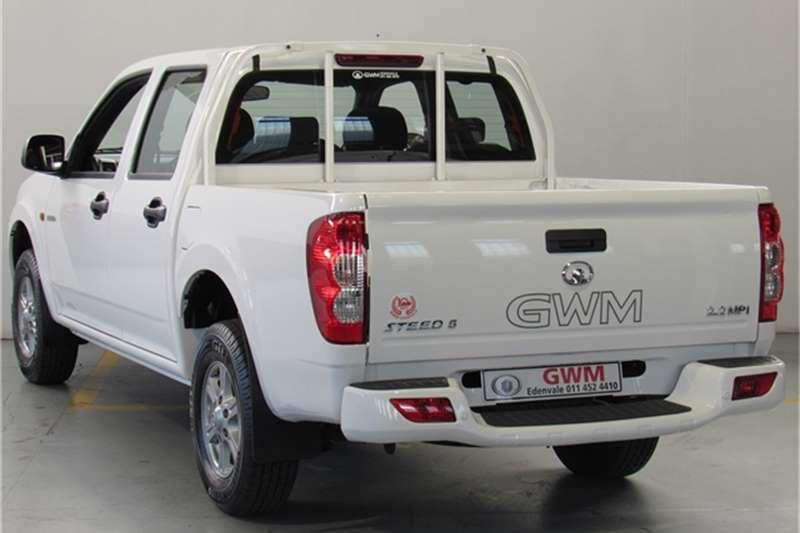 GWM Steed 5 2.2L double cab 2016