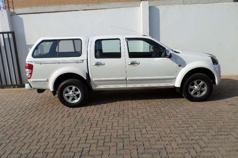 GWM Steed 5 2.5TCi double cab Lux 2011