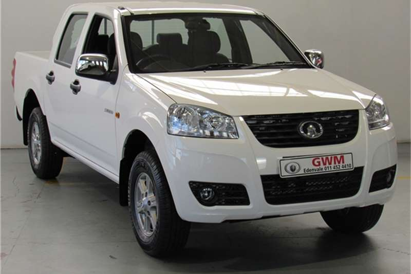 GWM Steed 5 Steed 5 2.2L double cab 2016