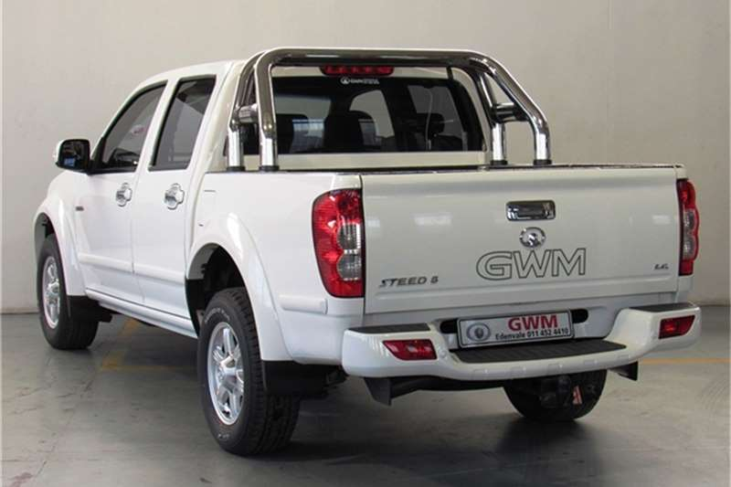 GWM Steed 5E 2.4 double cab SX 2016
