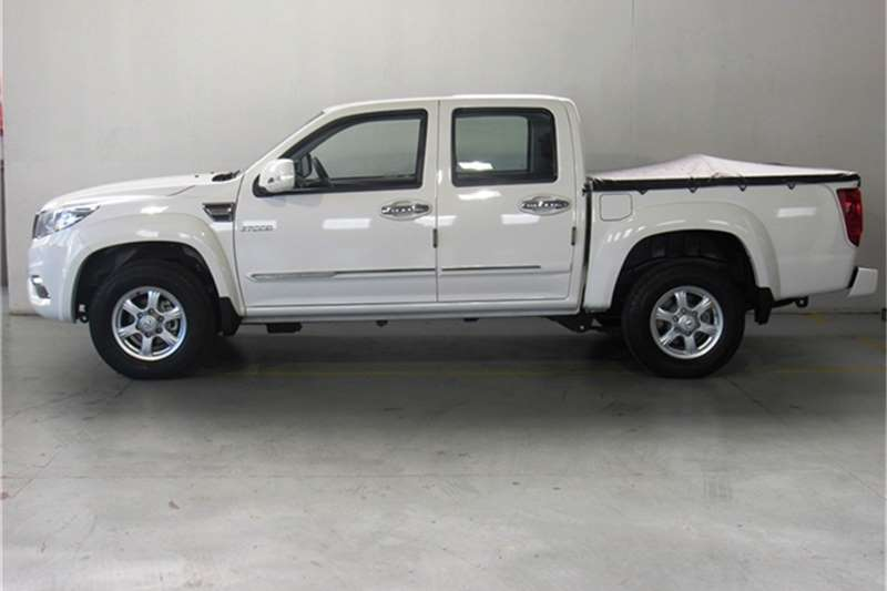 GWM Steed 6 2.0VGT double cab SX 2017