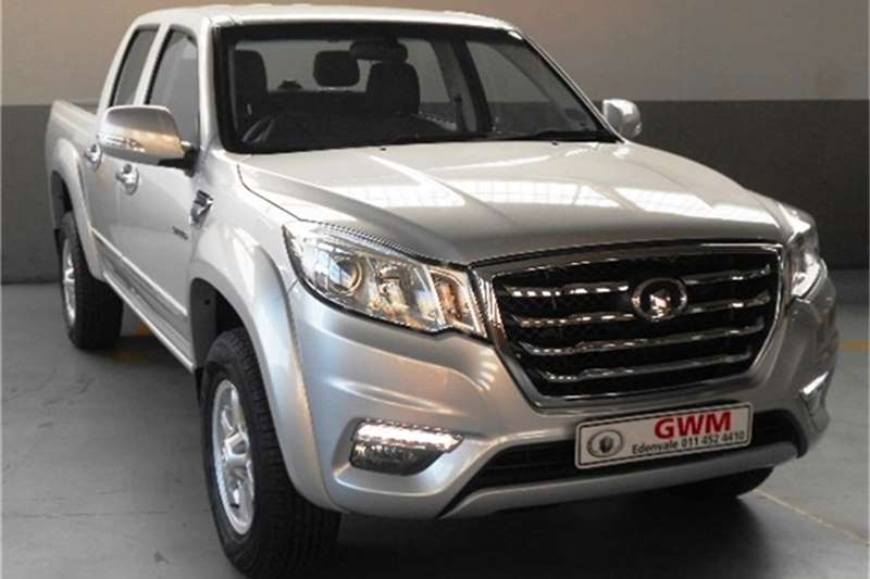 GWM Steed 6 Steed 6 2.0VGT double cab SX 2017
