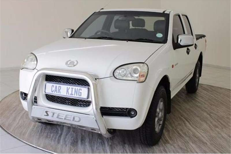GWM Steed Steed 2.2MPi double cab Lux 2011