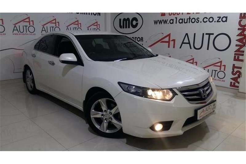 Honda Accord 2.0 automatic 2013