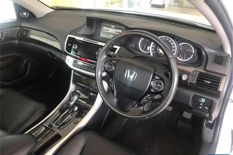 Honda Accord 3.5 V6 Exclusive 2014