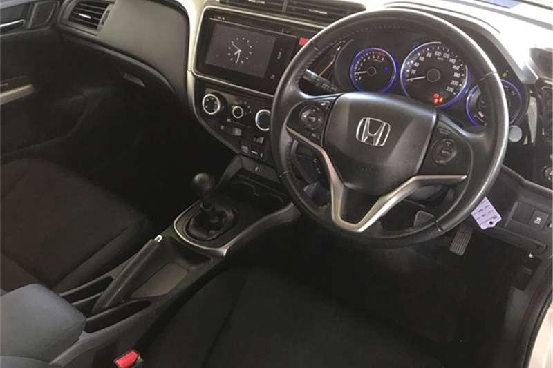 Honda Ballade 1.5 Elegance 2016