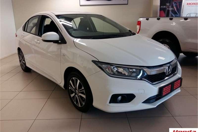 Honda Ballade 1.5 Elegance 2017