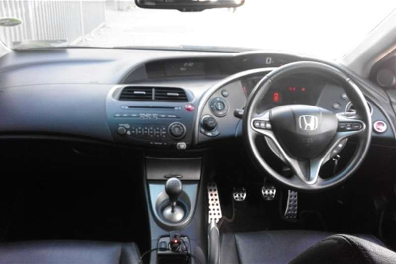 2011 Honda Civic 2011 Model 1.8 Leather Seats Cars For Sale In Gauteng | R  95 000 On Auto Mart