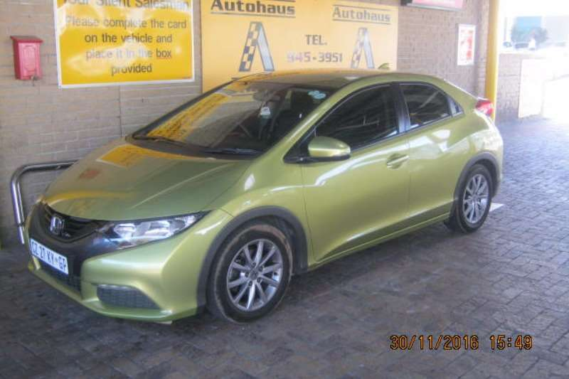 Honda Civic Civic hatch 1.8 Elegance 2014
