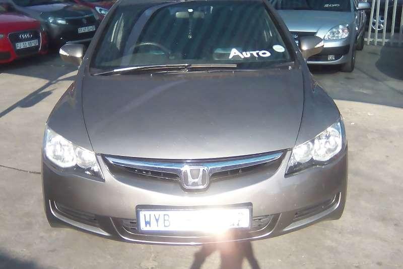 Honda Civic Civic sedan 1.8 LXi automatic 2008