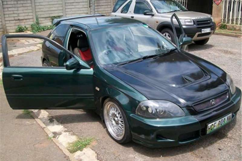 2001 honda civic for sale or swop cars for sale in gauteng r 50 000 on auto mart. Black Bedroom Furniture Sets. Home Design Ideas