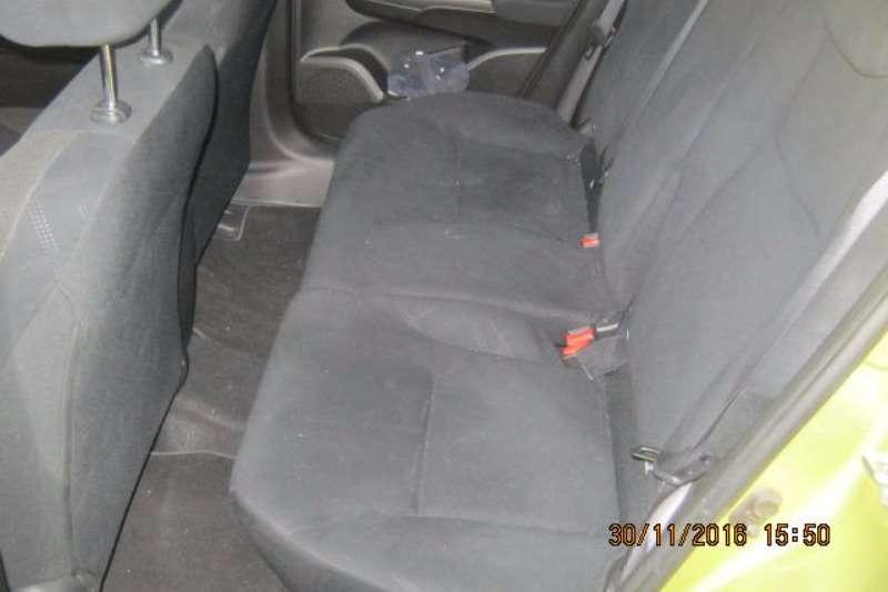Honda Civic hatch 1.8 Elegance 2014