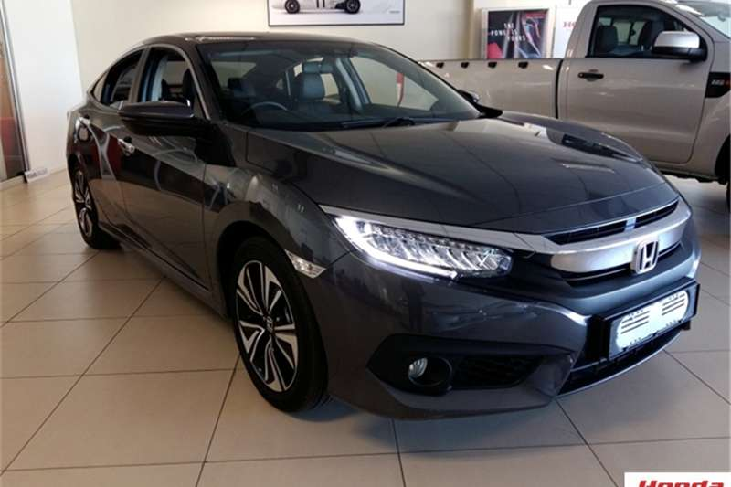 Honda Civic sedan 1.5T Executive 2017