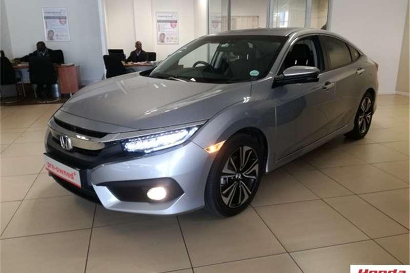 Honda Civic sedan 1.5T Executive 2017