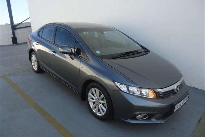 Honda Civic sedan 1.8 Executive auto 2013