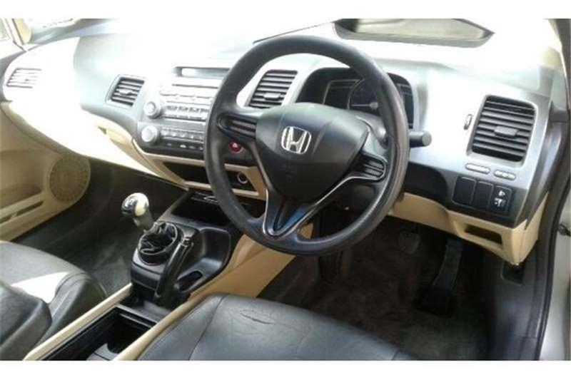 Honda Civic sedan 1.8 EXi 2006