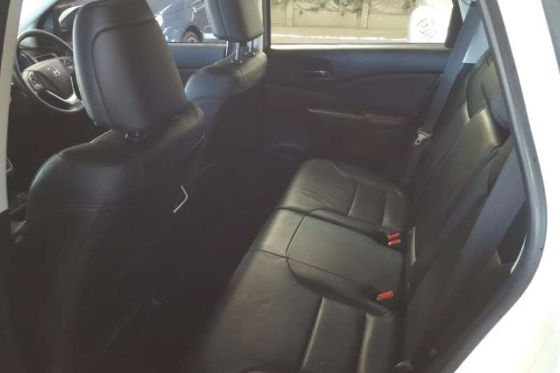 Honda CR-V 2.0 Elegance auto 2015