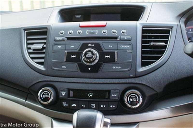 Honda CR-V 2.2i DTEC Elegance AWD auto 2014