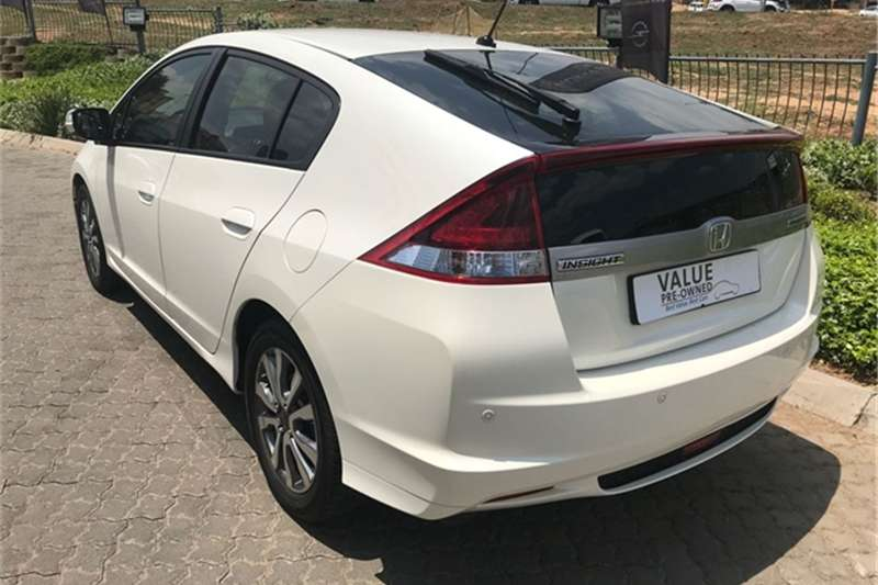 Honda Insight hybrid 2012