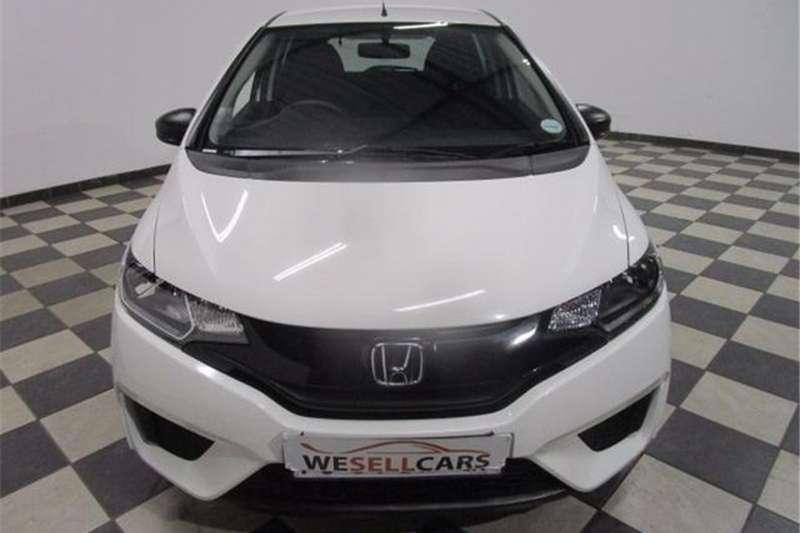 Honda Jazz 1.2 Trend 2017