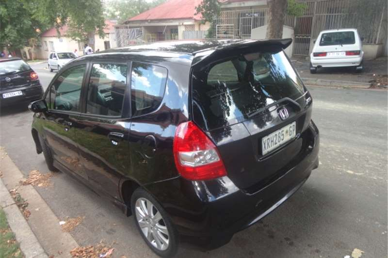 Honda Jazz  1.4 LX automatic  2008