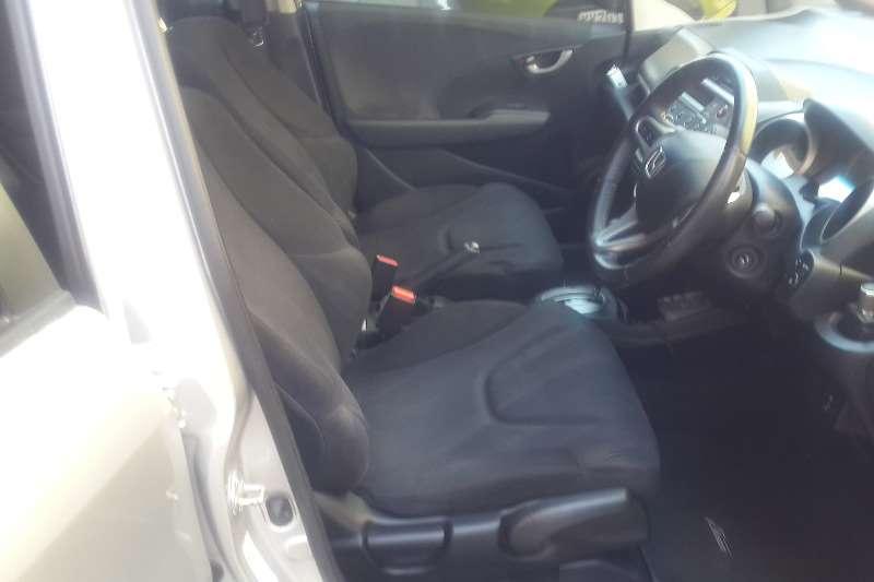 Honda Jazz 1.5 EX S automatic 2012