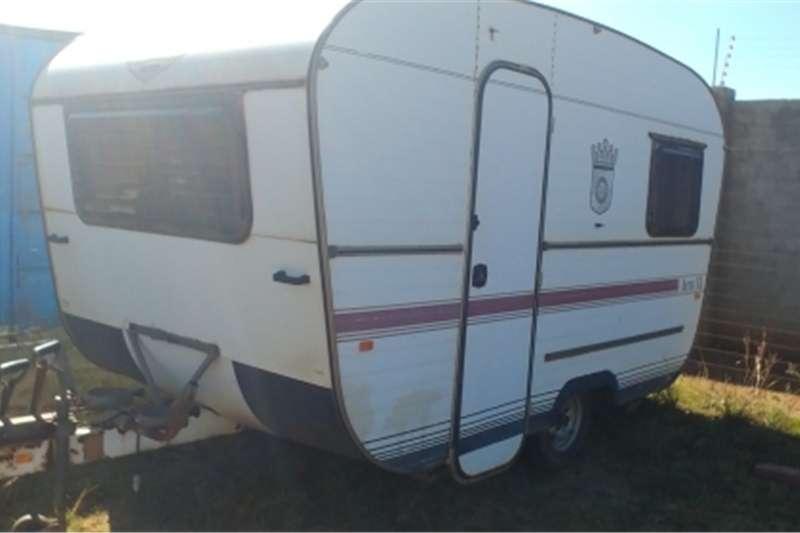 Honda XL caravan 0