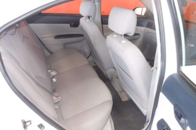Hyundai Accent 1.6 GLS 2008