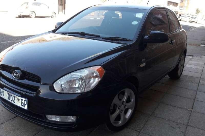Hyundai Accent 1.6 GLS 3 door 2012