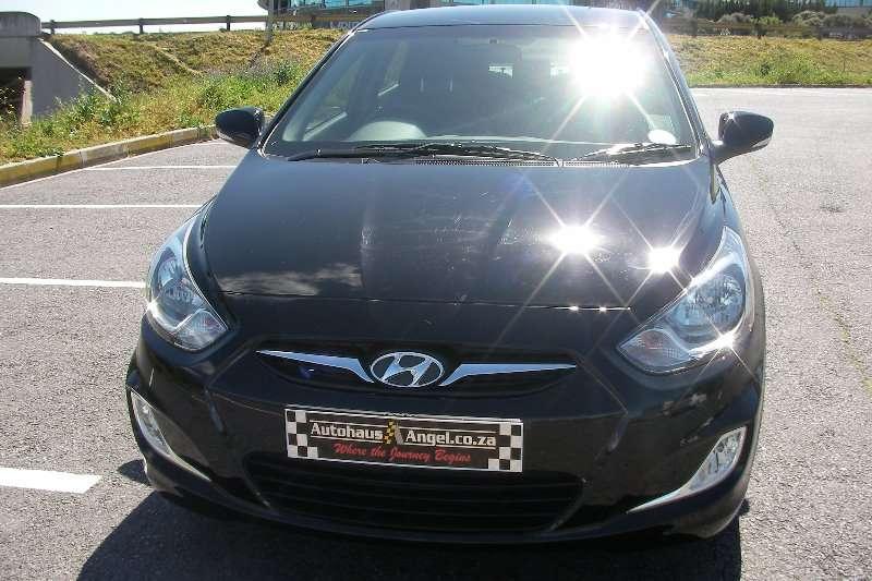 Hyundai Accent 1.6 GLS FLUID 2014