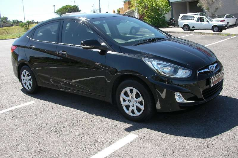 Hyundai Accent 1.6 GLS FLUID 2014