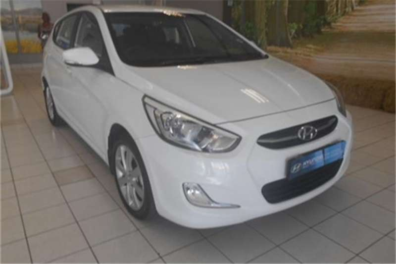 Hyundai Accent Accent hatch 1.6 Fluid 2016