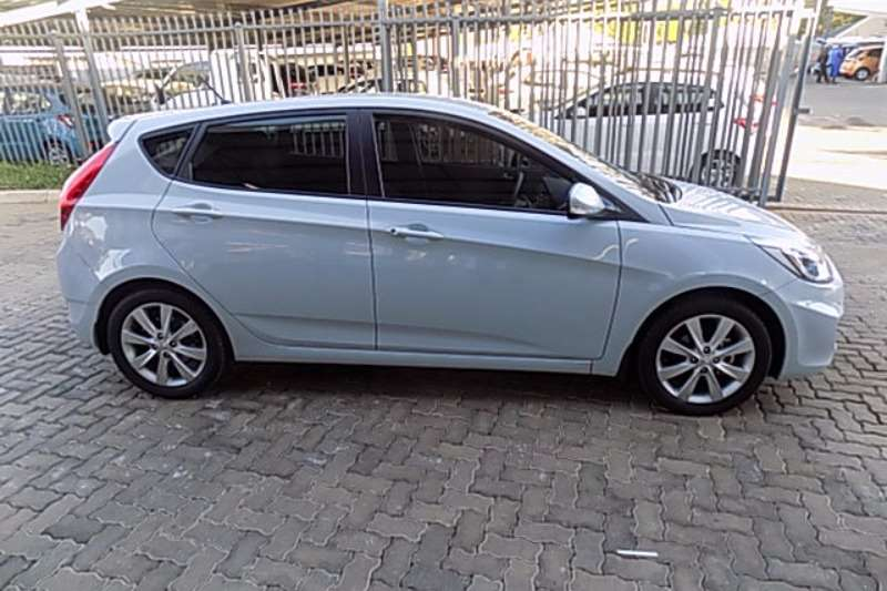 2015 Hyundai Accent Hatch 1.6 Fluid Hatchback ( Petrol
