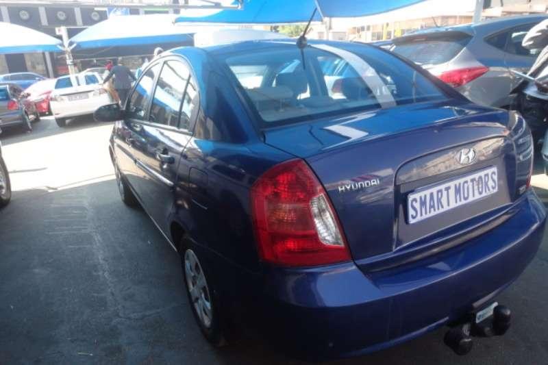 Hyundai Accent sedan 1.6 Glide 2006