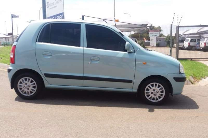 Hyundai Atos 1.1 Gls 2006